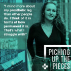 Picking up the pieces podcast