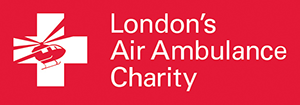 London's Air Ambulance Charity Logo